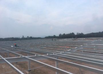 Xây dựng trang trại trồng nấm bằng khung nhà thép tiền chế giá rẻ