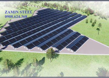 Khung lắp đặt pin năng lượng mặt trời sao cho tối ưu chi phí đầu tư?