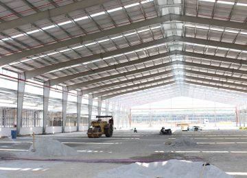 Xây dựng nhà xưởng tại tphcm
