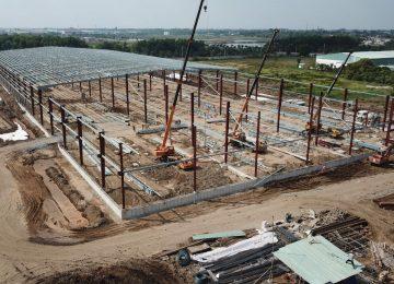 nhà thép tiền chế giá rẻ zamin steel, giảm chi phí đầu tư xây dựng. Tăng lợi nhuận cho khách hàng