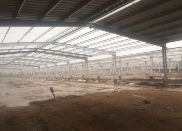Nhà thép tiền chế tại Đà Nẵng thiết kế thi công giá rẻ