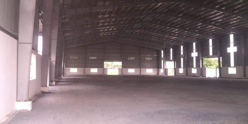 Thiết kế nhà xưởng | Xây dựng nhà thép tiền chế