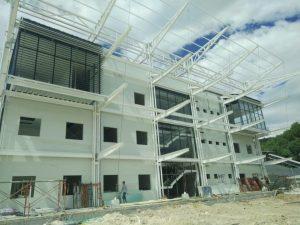Chi phí xây nhà thép tiền chế nhà xưởng