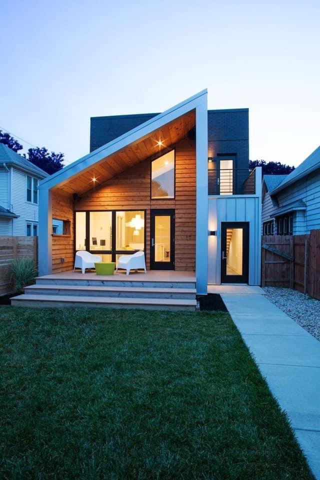 Thiết kế nhà ở đẹp giá rẻ